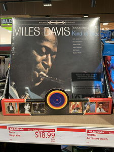 kind of blue record